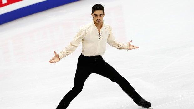 """Javier Fernández: """"Tengo 26 años y ya quedan pocos patinadores con esta edad. Nunca se sabe lo que se puede pasar"""""""