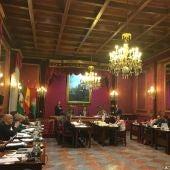 Ayuntamiento de Granada en riesgo de intervención