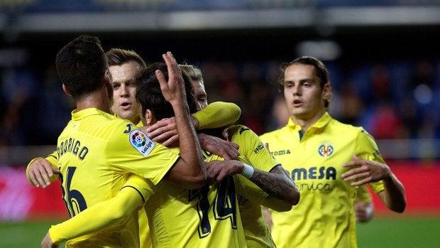 El Villarreal duerme en puestos Champions tras imponerse al Levante