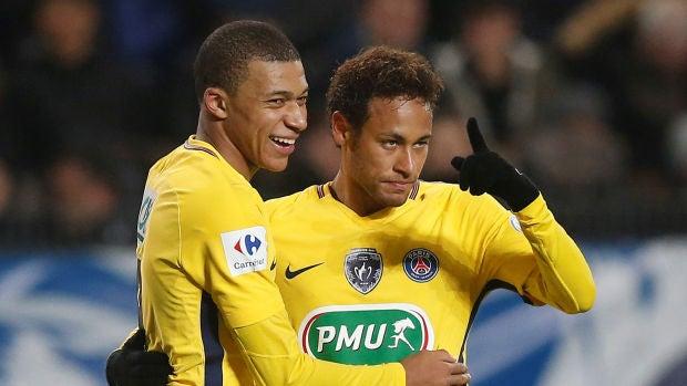 La imposible llegada de Mbappé al Real Madrid y la posible salida de Neymar del PSG