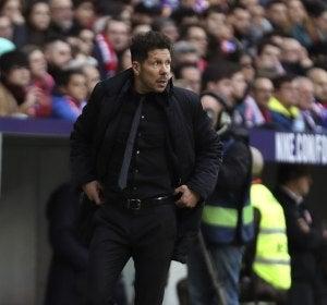 """Simeone: """"Competiremos por la Liga y la Europa League"""""""