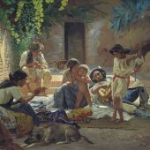 Gitanos del siglo XVIII
