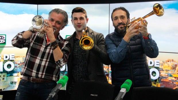 """Manuel Blanco, trompetista: """"La trompeta es el instrumento más parecido a la voz humana"""""""