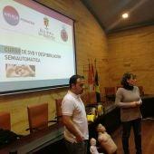 Curso DESA en San Ildefonso
