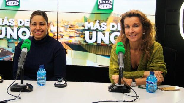 """María Marte: """"Podemos ayudar a que las mujeres de la República Dominicana se sientan realizadas"""""""
