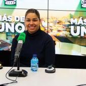 María Marte y Luisa Orlando en Onda Cero