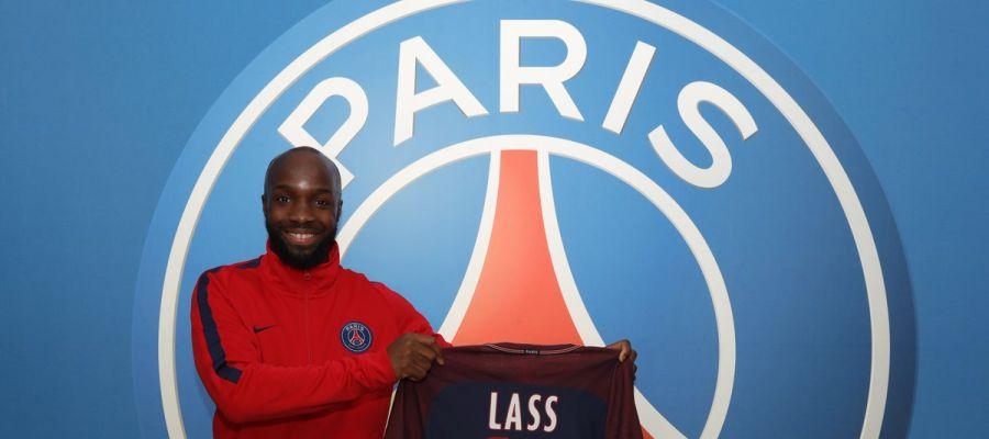 Lass Diarra, nuevo jugador del PSG