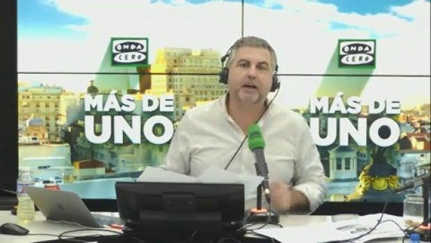 """Monólogo de Alsina: """"¿No es una cuestión política que Llarena sopese que si se detiene a Puigdemont podría ser investido?"""""""