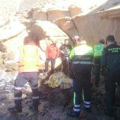 El herido es un hombre residente en Palma de 62 años de edad.
