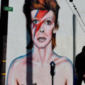 David Bowie y Lemmy Kilmister