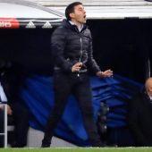 El entrenador del Leganés, Asier Garitano.