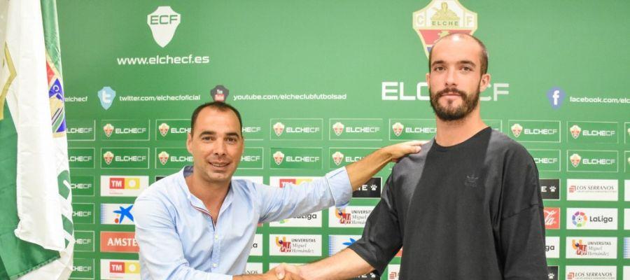 Jorge Cordero fue el encargado de comunicar a Golobart la rescisión de su contrato.