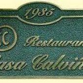 restaurante casa calviño