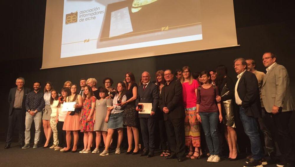 Gala de entrega 2017