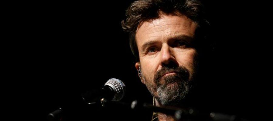 El cantante y líder de la banda española Jarabe de Palo, Pau Donés