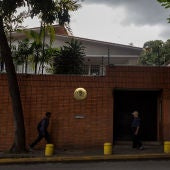 Sede de la embajada española en Caracas