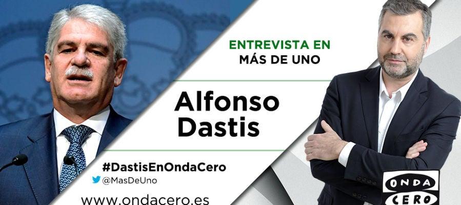 Alfonso Dastis, ministro de Exteriores.