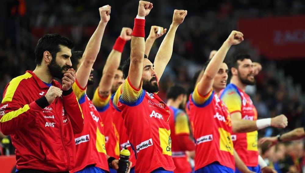España Campeona Del Europeo De Balonmano Tras Ganar La Final A Suecia Onda Cero Radio