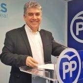 Carlos Cotillas, senador del PP