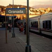 Estación de trenes de Granada