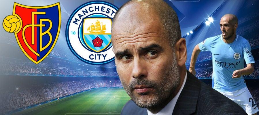 Basilea - Manchester City, en directo en Atresmedia