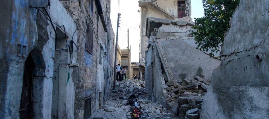 Ataques en Damasco y Siria