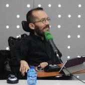 Pablo Echenique en Onda Cero