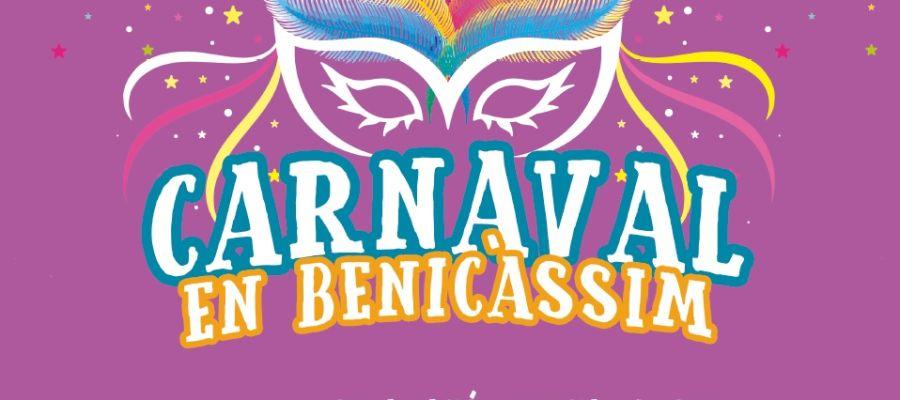 Todo preparado para el Carnaval en Benicàssim