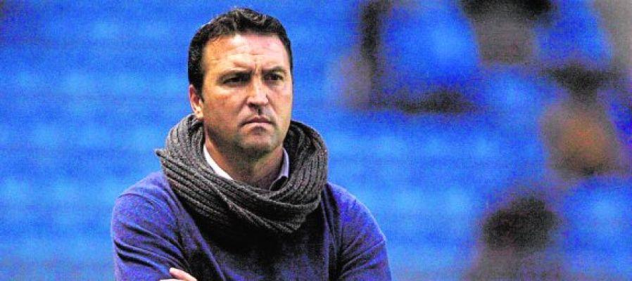 Josico, entrenador del Elche CF.