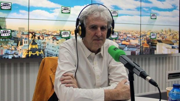 """Juan Luis Arsuaga: """"El blanco de los ojos es lo que nos da la mirada inteligente que nos diferencia del resto de especies """""""