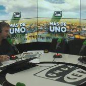"""Monólogo de Alsina: """"El juez dirá si la responsabilidad de Aguirre en la Púnica pasa de in vigilando a la imputación"""""""