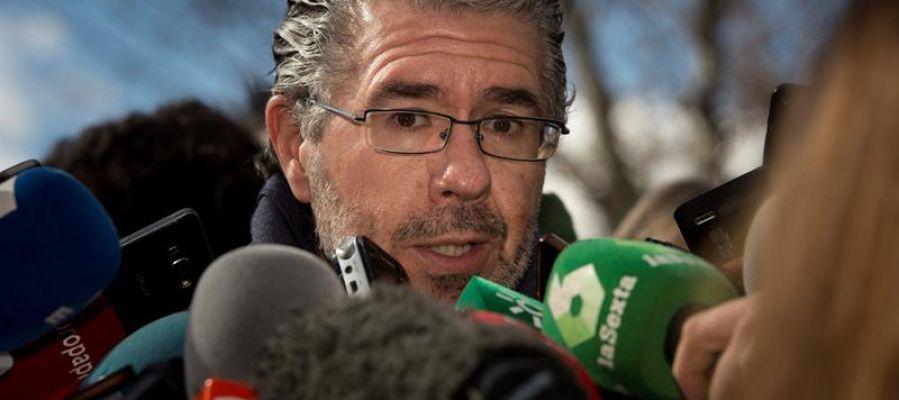 Granados dice que González dirigía la `caja B` de Aguirre y que Cifuentes la conocía