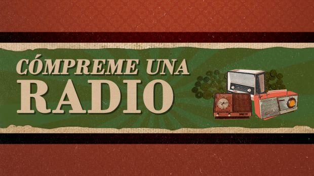 Cómpreme una radio