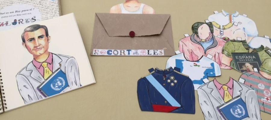 Uno de los proyectos que los niños han presentado al Rey Felipe VI