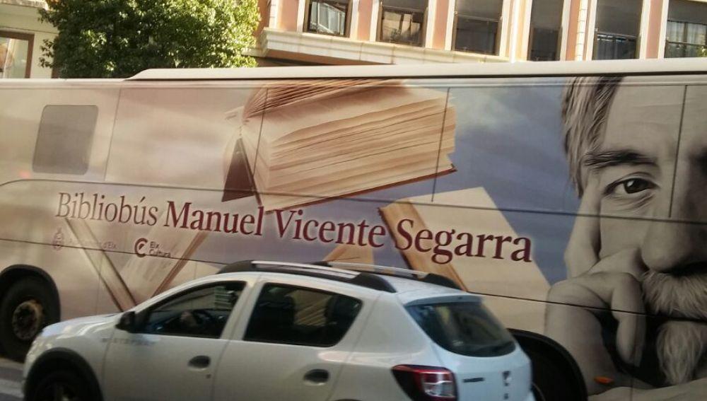 Bibliobús Manuel V. Segarra