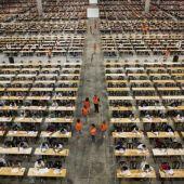 Examen oposiciones (Archivo)