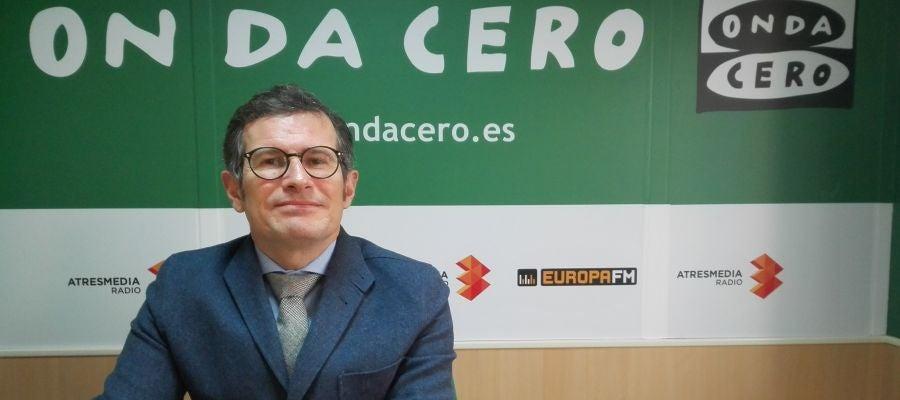 Francisco Javier García Mora, director de la web cofradiasyhermandadeslegal.com.