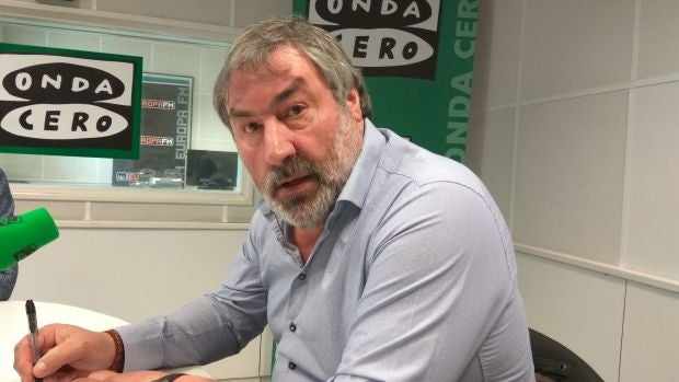 Fernando Fernández, entrevista en 'Cantabria en la Onda'
