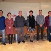 El convenio entre la UMH y la Junta Mayor de Hermandades y Cofradías de la Semana Santa de Elche se ha firmado este miércoles