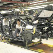 Imagen de archivo de la factoría de Figueruelas