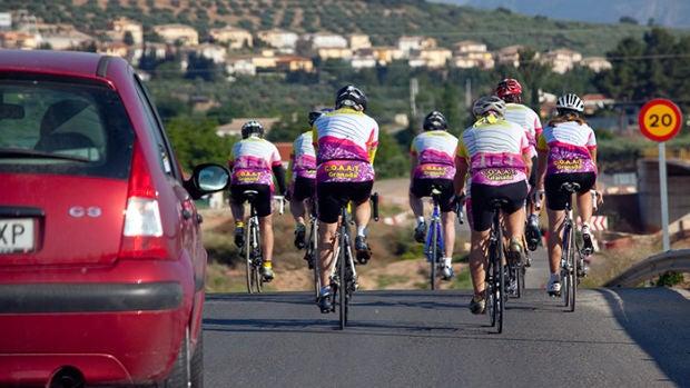 Las recomendaciones para no poner en riesgo a los ciclistas