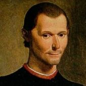 Retrato de Nicolás Maquiavelo