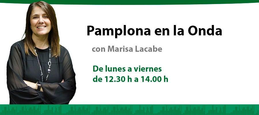 Pamplona en la Onda