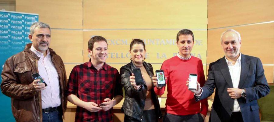 La app oficial de la Magdalena incluye cerca de 600 actos y permite votar en los concursos de 'mascletades' y gaiatas.