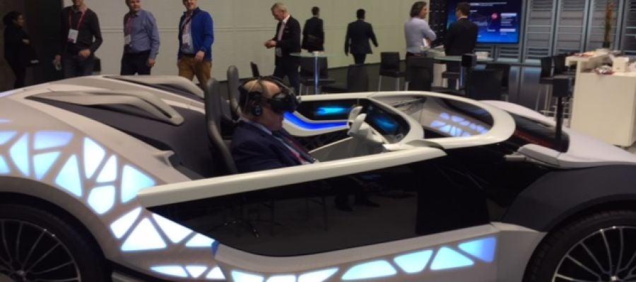 Una de las innovaciones tecnológicas del Mobile World Congress 2018