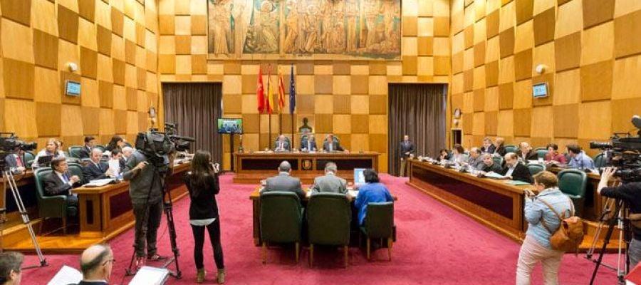 Pleno Ayuntamiento de Zaragoza