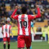 Lozano, delantero del Girona