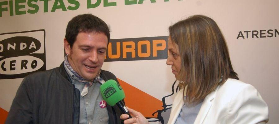 Ignasi García portavoz de Compromís.