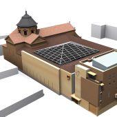 Museo Arqueológico regional ampliación