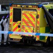Precintan la ambulancia donde se trasladó a Sergei Skripal